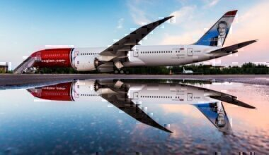 Norwegian, Boeing 787, Storage