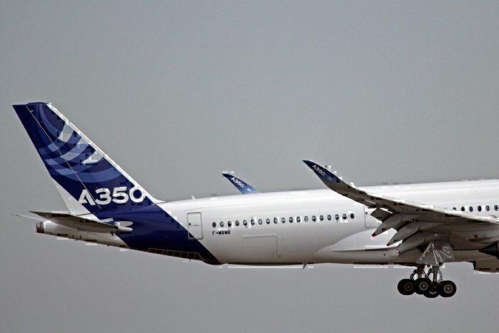 Airbus A350 Prototype