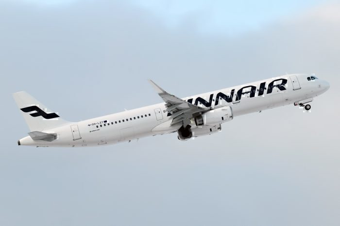 Finnair OH-LZT
