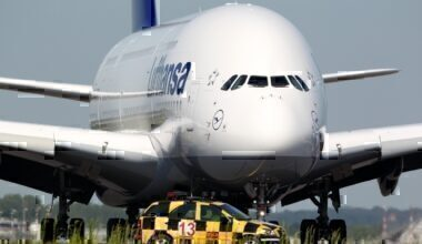 Lufthansa, Coronavirus, Airbus A380