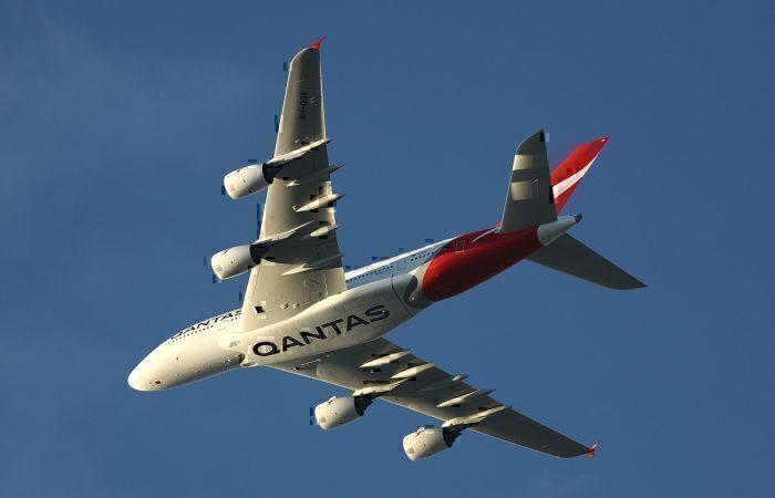 Alguns A380 têm mais de 600 passageiros a bordo. Foto: Getty Images