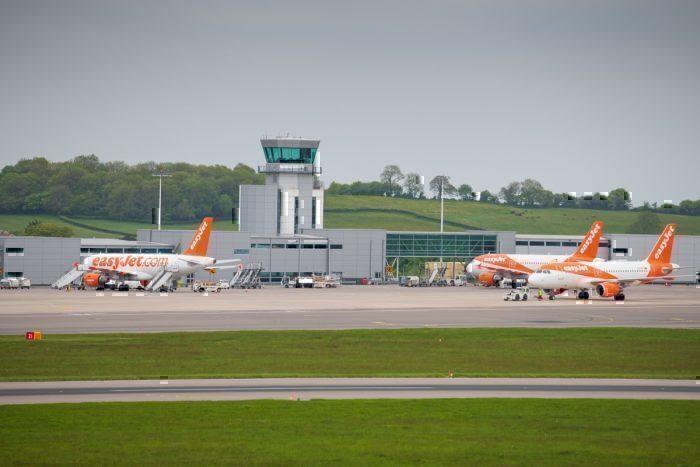 Bristol Airport easyJet