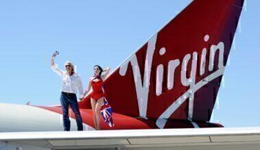 Virgin Group, Richard Branson, Cash Injection