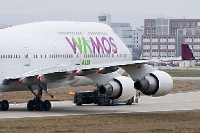 Wamos Air 747