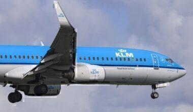 KLM Getty