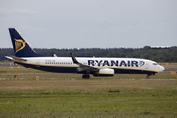 Ryanair Bratislava airport getty images