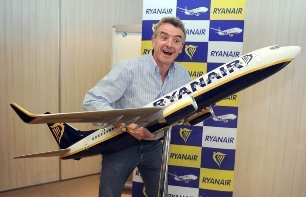 Ryanair, Michael O'Leary, Coronavirus