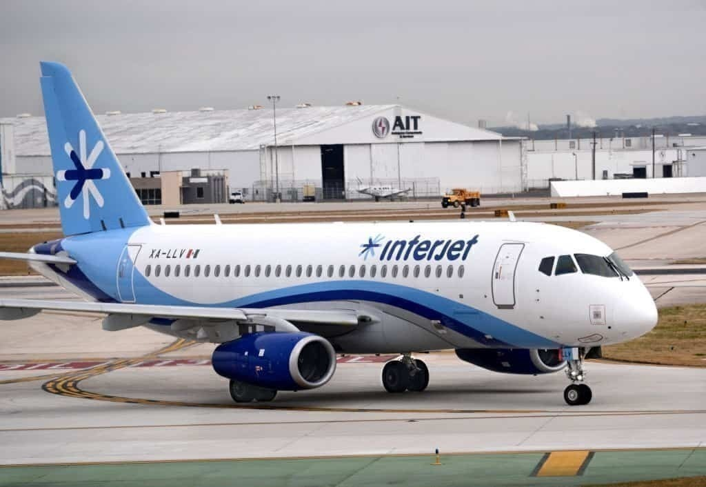 Interjet Getty
