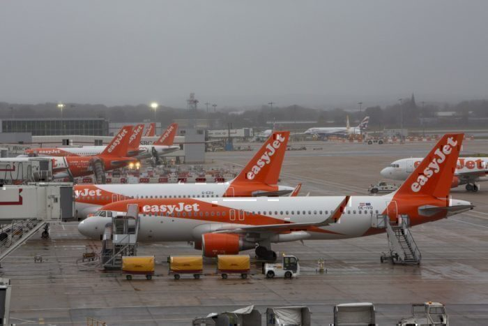 easyjet gatwick getty images