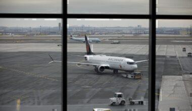 Air Canada 737 MAX Getty