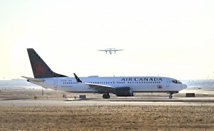 Air Canada MAX
