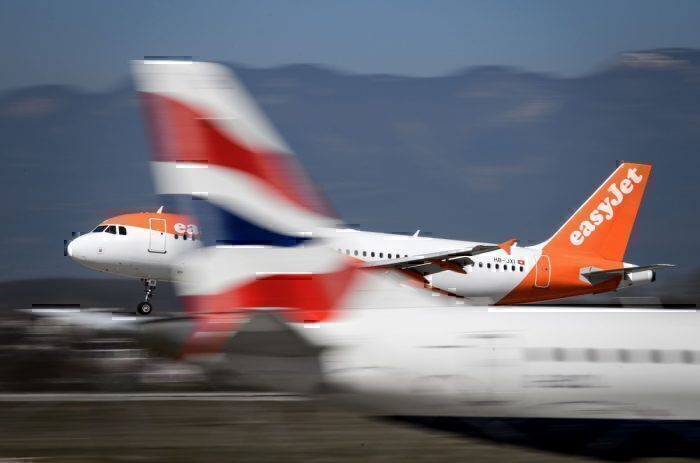 easyJet and British Airways