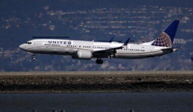 United 737 MAX Lie Flat