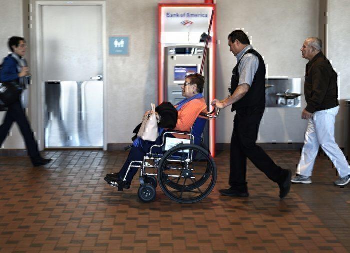 Passenger Wheelchair