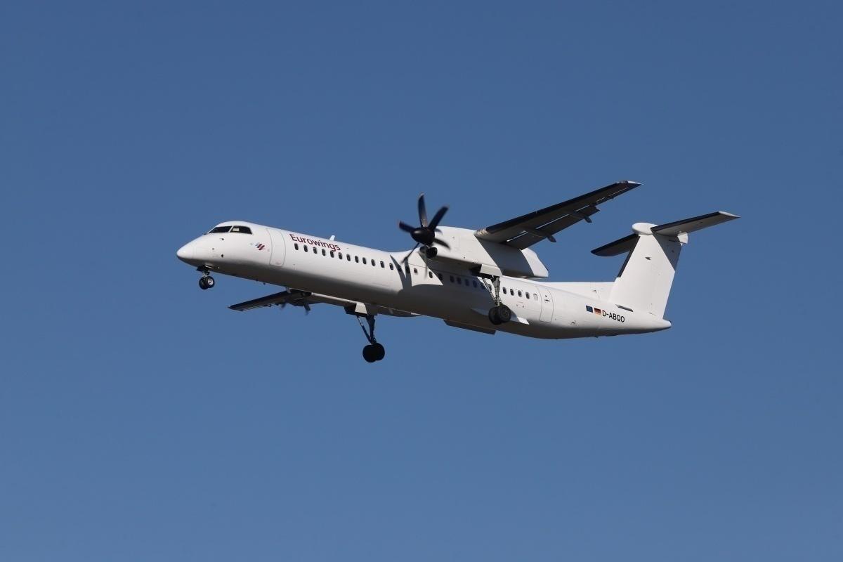Eurowings Dash 8-400