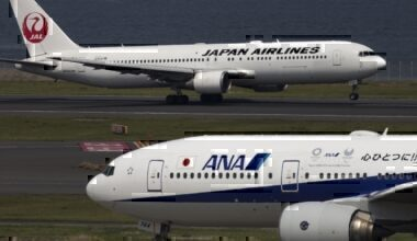ANA and JAL Domestic Reductions