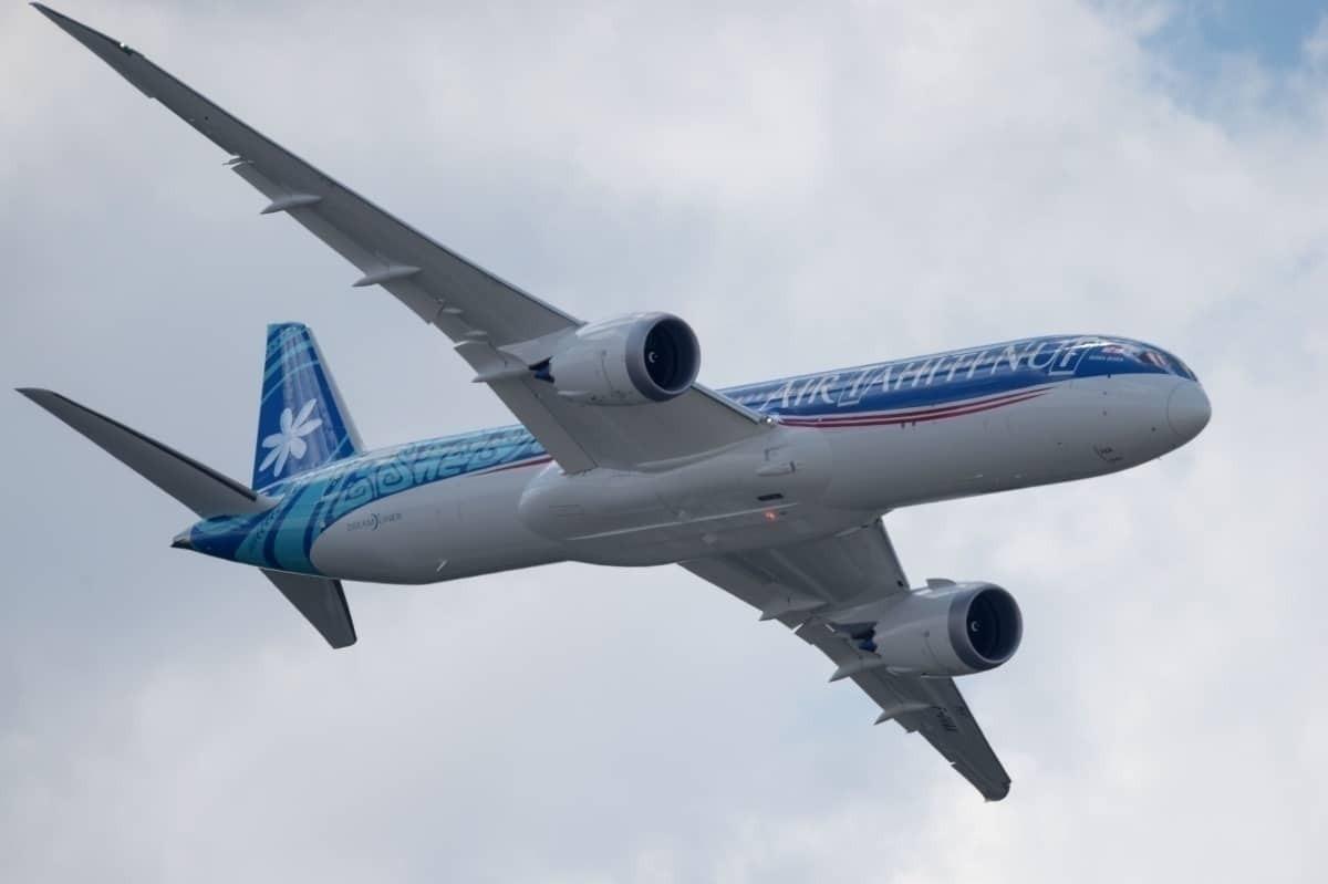 Air Tahiti Nui Dreamliner 787-9 Getty