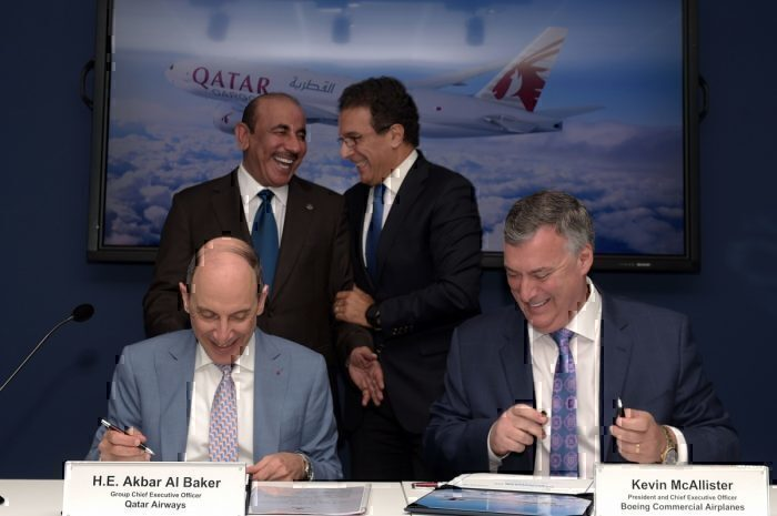 Qatar Paris Air show