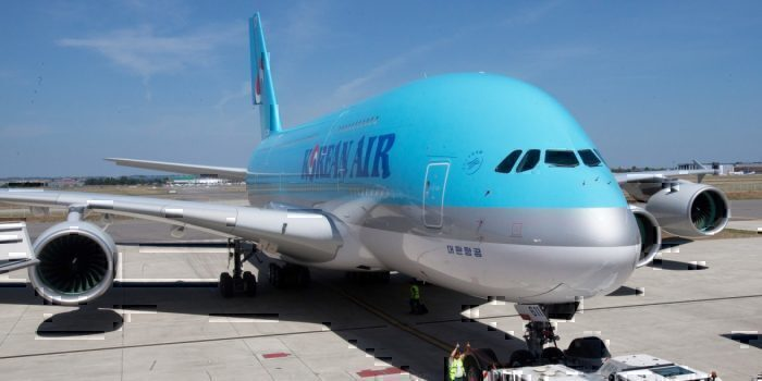 Korean Air A380