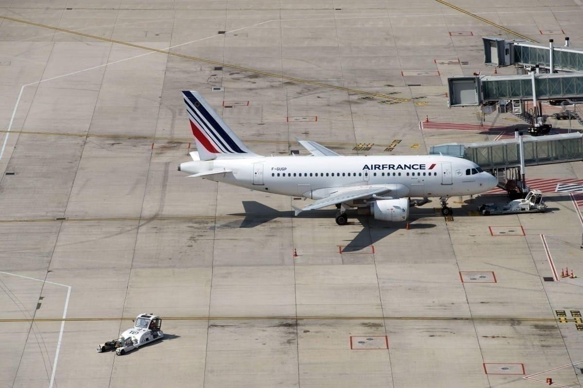 A318 Air France Getty