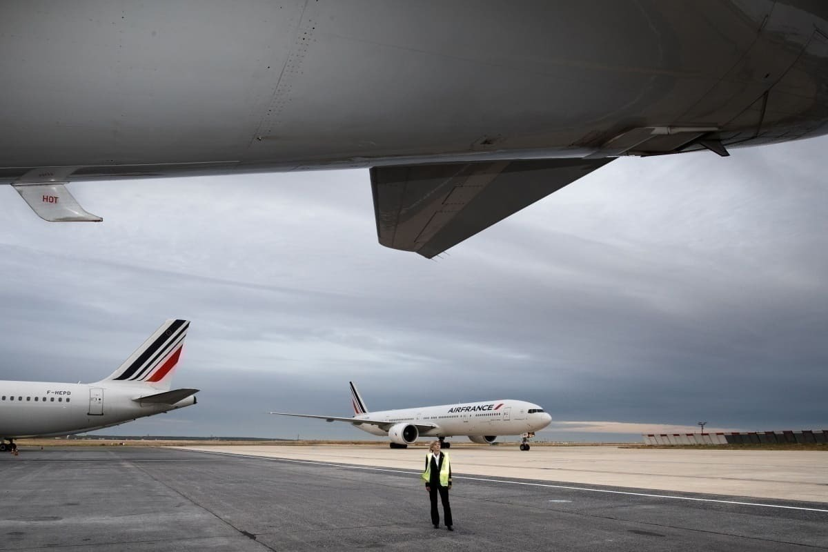 €7 Billion Worth Of French Aid Will Go To Air France-KLM