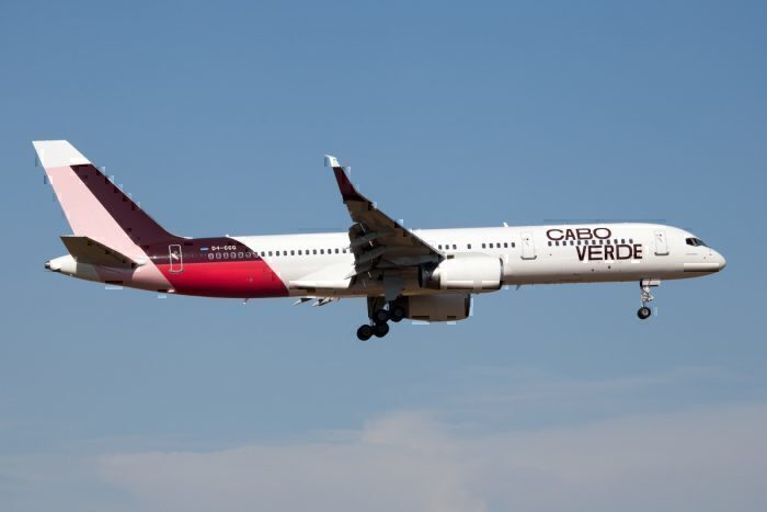 Boeing 757-200, Cabo Verde Airlines