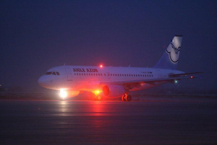Aigle Azur Airbus A319