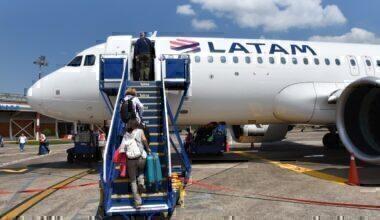 LATAM Argentina Getty