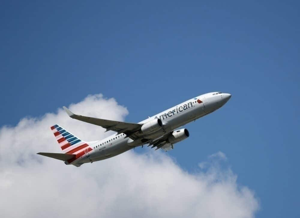 American Airlines Boeing 737