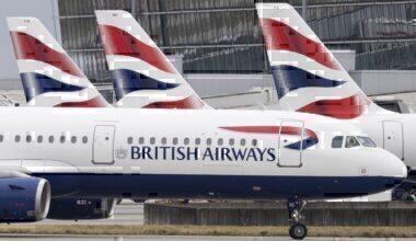 British Airways, Italy cancelations, coronavirus