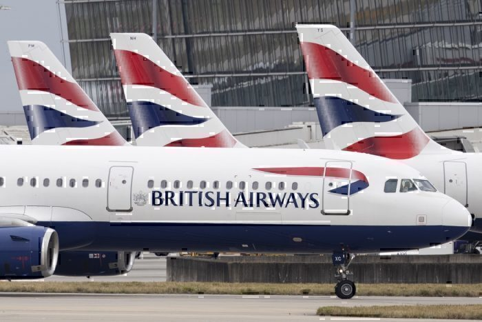IAG's British Airways Axes Italy Flights For Tuesday