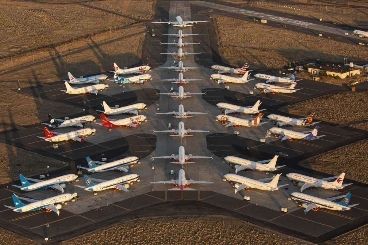 Here's Your Chance To Own A Boeing 737 MAX Airpark