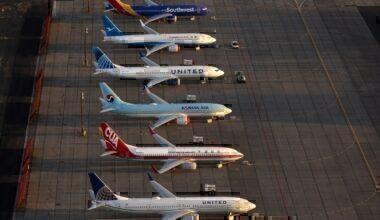 737 MAX getty