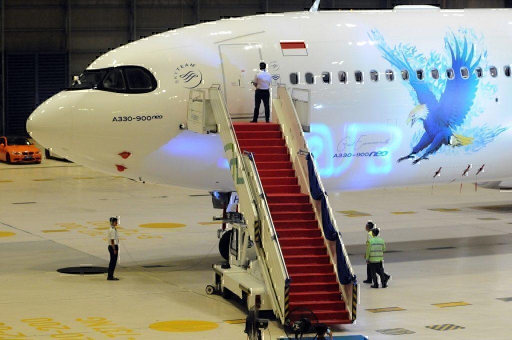 Garuda A330-900neo