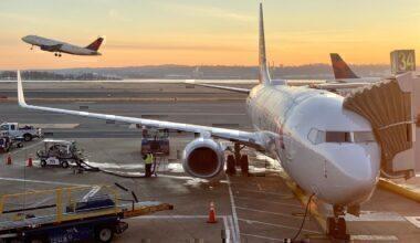 DCA Departing