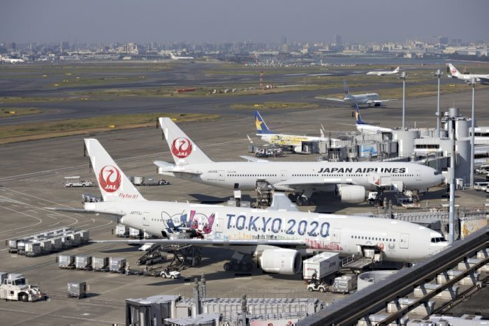 Tokyo, 2020 Olympic Games, Japan Airlines, Torch Relay