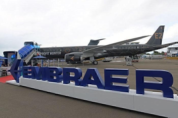 Embraer Getty