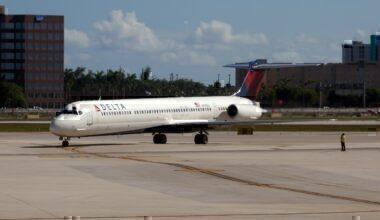 Delta MD-88 McDonnell Douglas