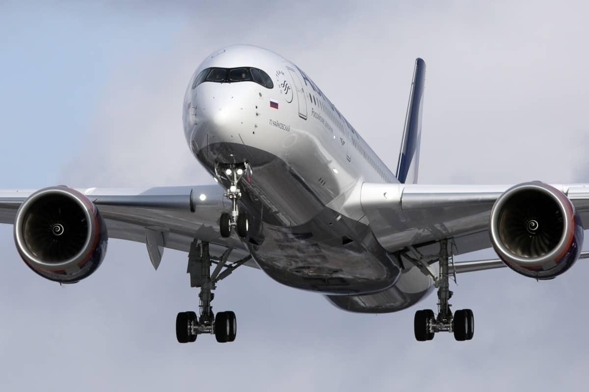 Aeroflot Airbus A350