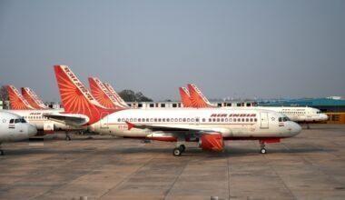Air India Narrowbody