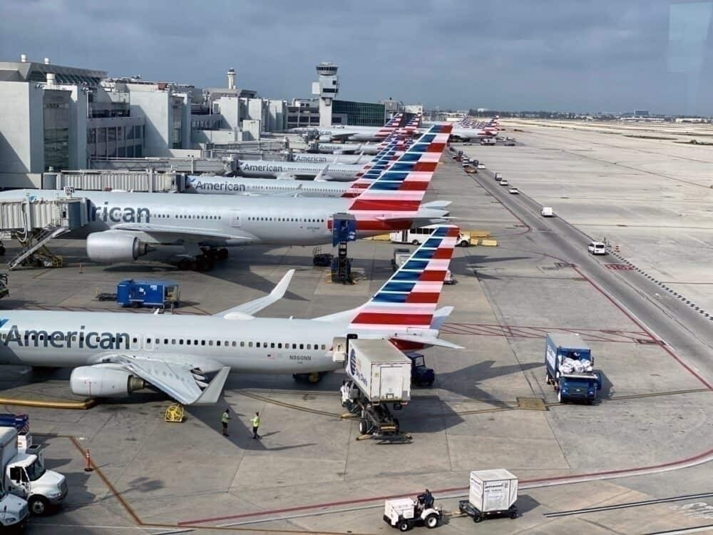 American Airlines reduces international capacity with 10% due to coronavirus