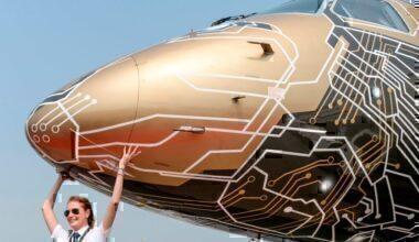 Embraer E195 Getty