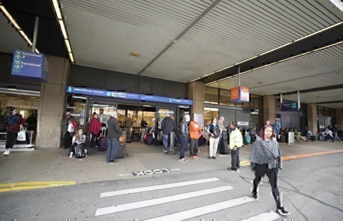 SLC Airport Earthquake