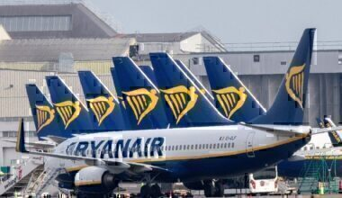 Ryanair, Ghost Flights, Empty Flights