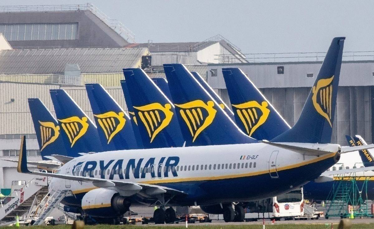 Ryanair getty
