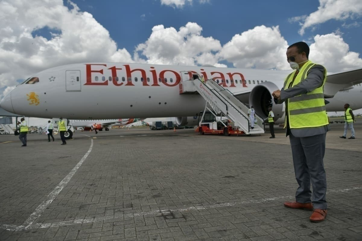 Ethiopian Airlines Delivers First Batches Of Vaccine In Ethiopia