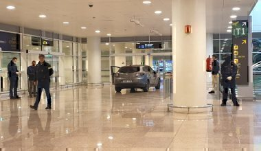 Barcelona Airport, Car Attack, Coronavirus