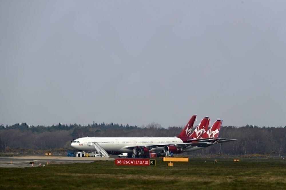 Coronavirus: Virgin Atlantic to cut 1150 more jobs