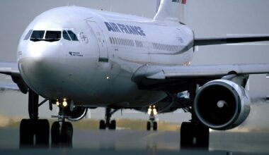 Air France Plane Runway Getty Images