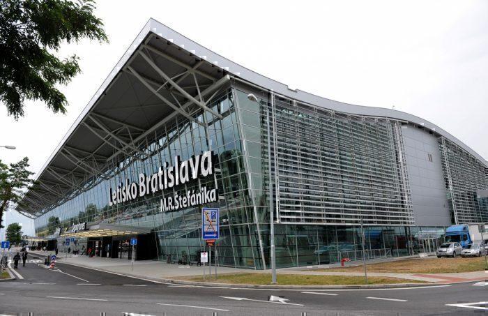 bratislava airport getty images